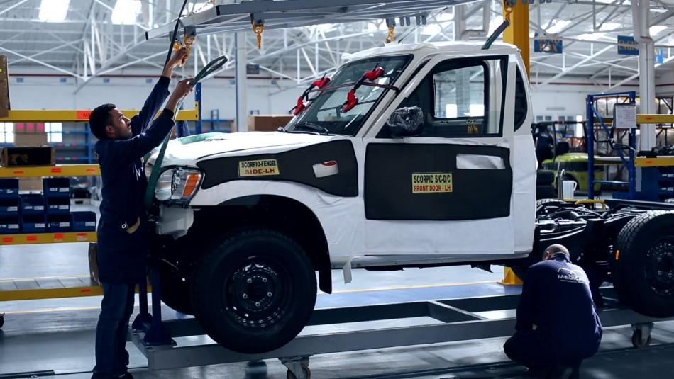 Medicars assembles pick-up trucks for India's Mahindra, as well as for Isuzu and Mitsubishi (Photo: Alfred Joyner, IBTimes UK)