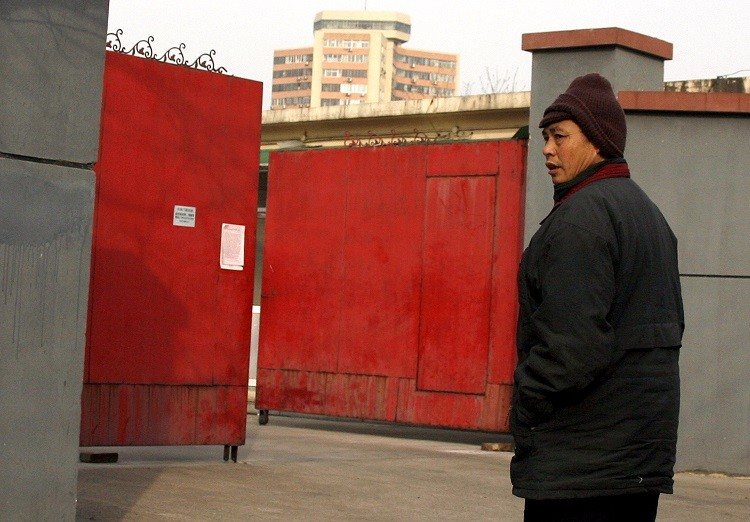 China has defended its handling of human rights in the past after facing its first