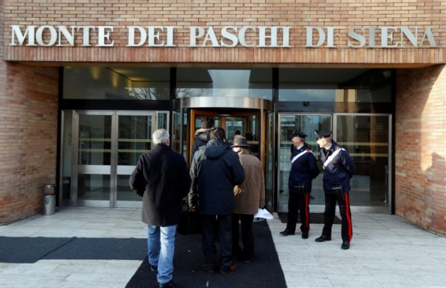 Italian Lender Monte Paschi's Shares Drop on Disappointing Q3 Results