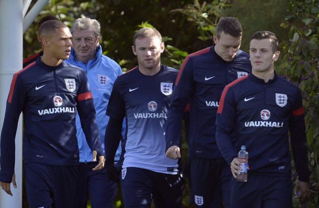 England Players