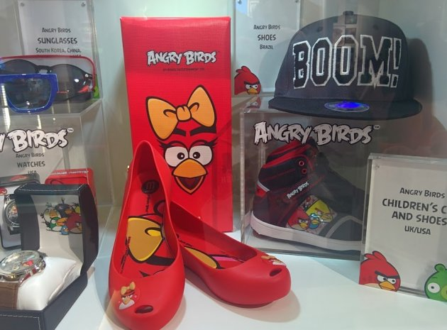 Angry Birds merchandise