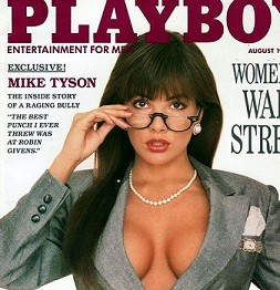 Brandi Brandt appeared on the cover of Playboy in 1989
