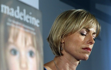Kate McCann was speaking at a Missing People charity fundraising gala (Reuters)