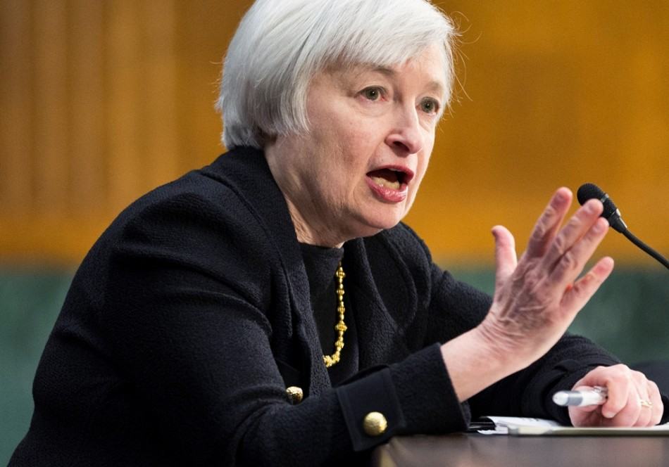 Janet Yellen Says Federal Reserve Will Trim QE When US Economy Sustains Job Growth