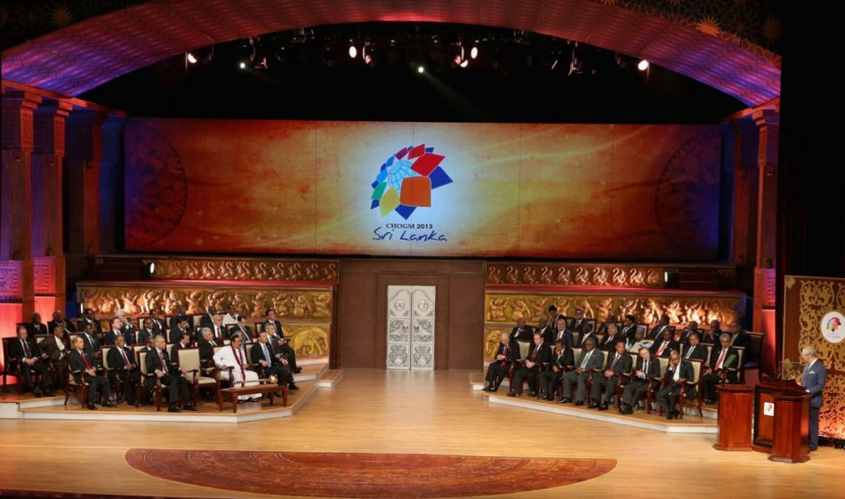 Heads of 53 member nations of the Commonwealth attend CHOGM. (Photo: Clarence House)