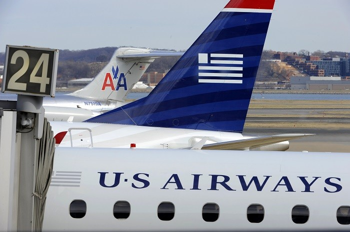 All 35 passengers of a US Airways flight walked off the plane after blind Albert Rizzi was asked to disembark. (Reuters)