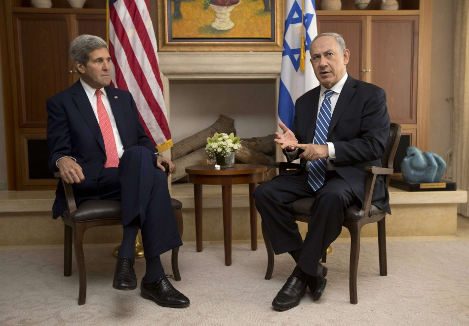 Kerry to visit Israel over Iran deal