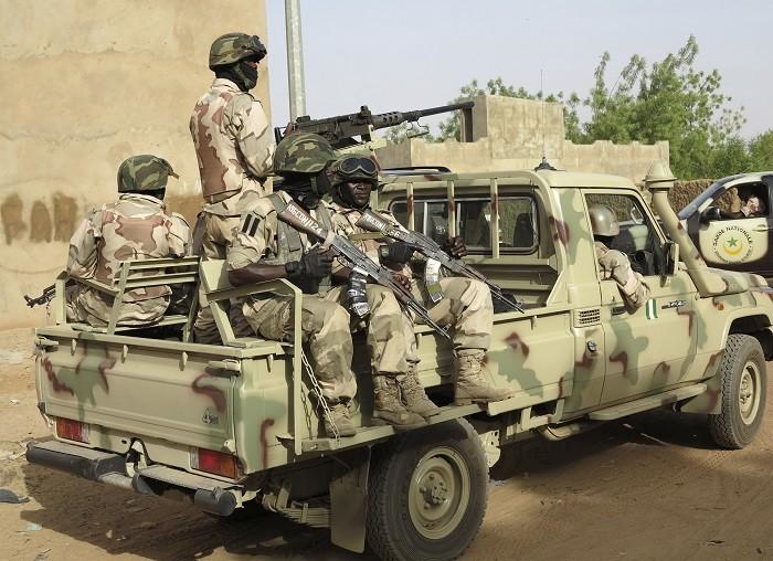 Nigerian troops killed 29 Islamist militants as part of a two-day raid against Boko Haram members. (Reuters)
