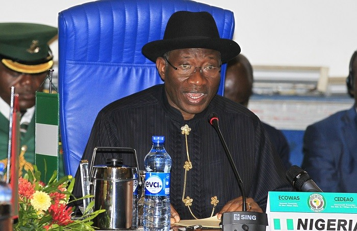 Nigerian president Goodluck Jonathan has deployed extra troops to combat Boko Haram in the country's northeast. (Reuters)