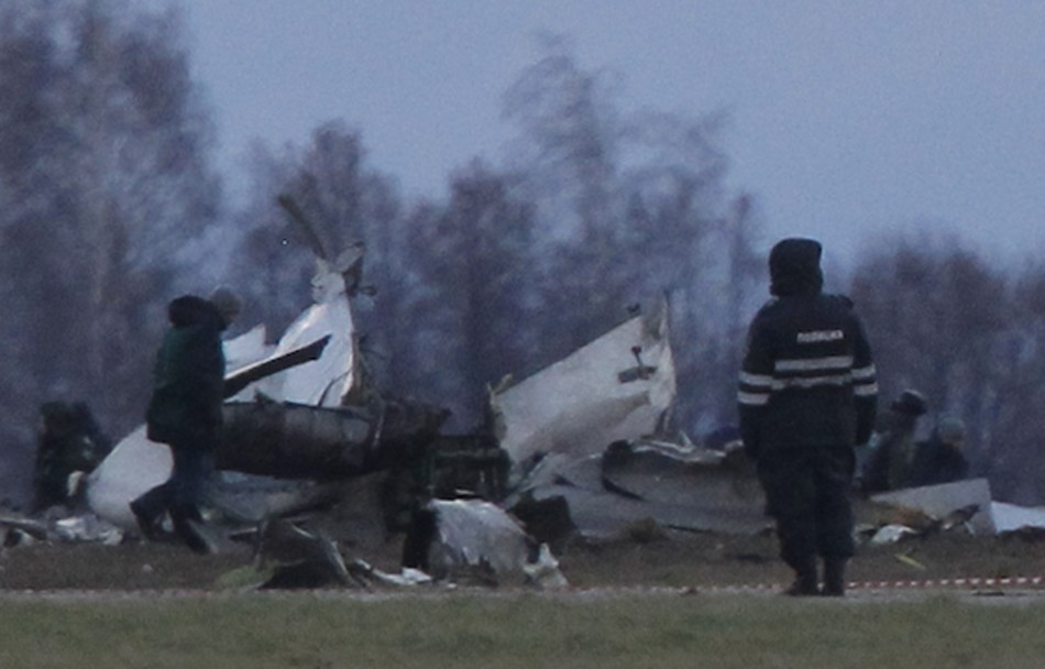 Kazan plane crash kills dozens