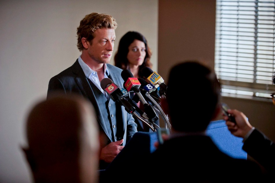 Patrick Jane reveals the true identity of Red John