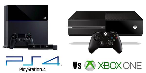 PlayStation 4 vs Xbox One