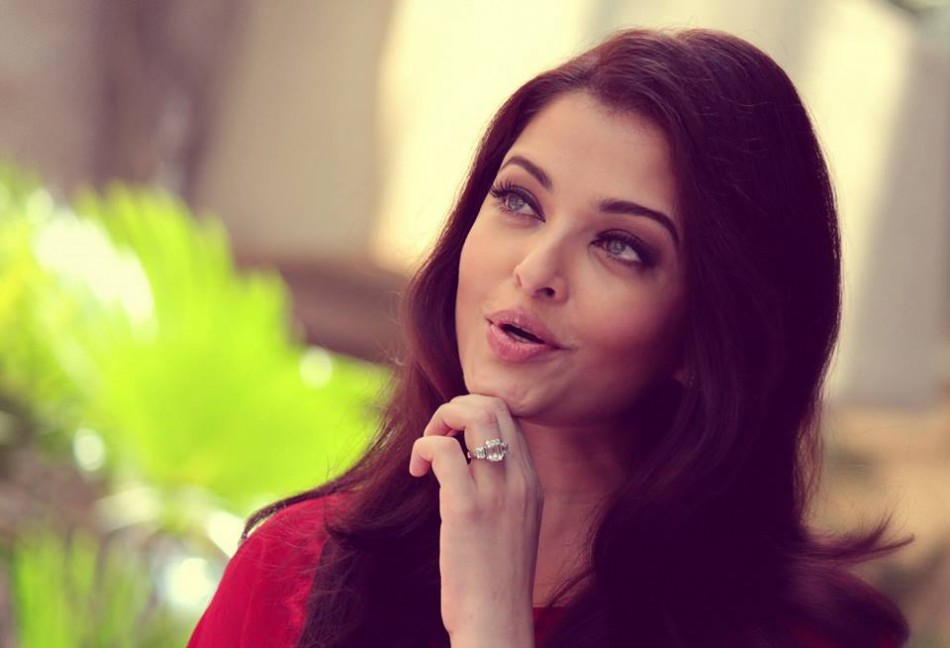 Aishwarya Rai Bachchan Hosts India's First amFAR Gala [Facebook/World of Aish]