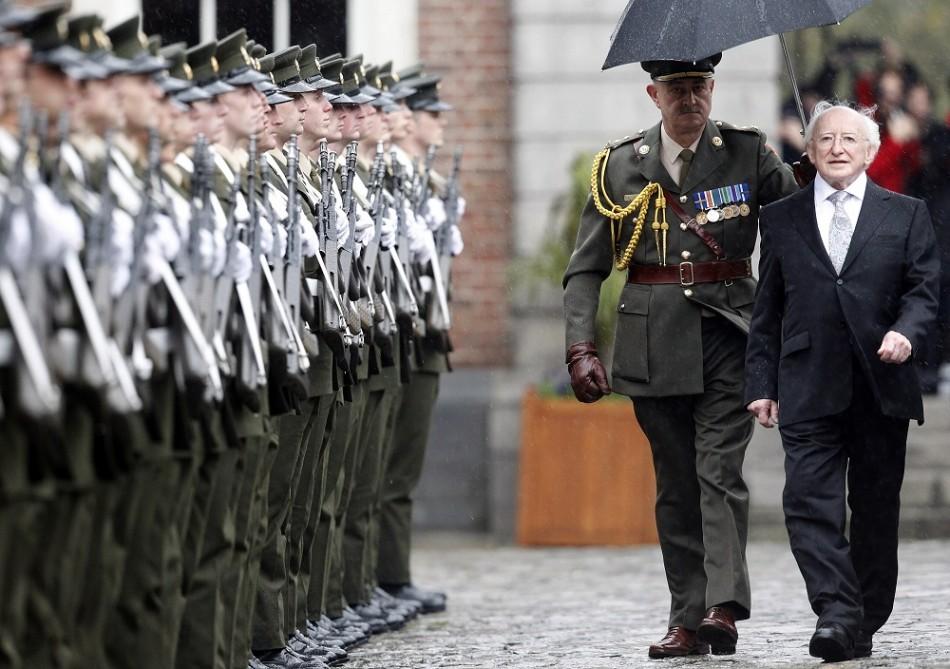 Irish President to Make Historic UK State Visit