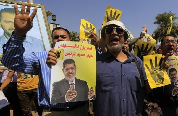 Morsi protests
