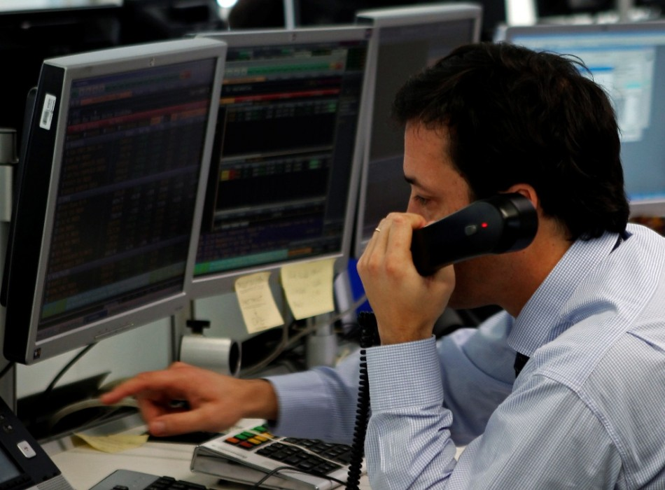 European markets trade lower on 19 November