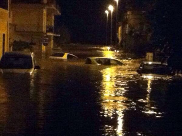 Sardinia Cyclone