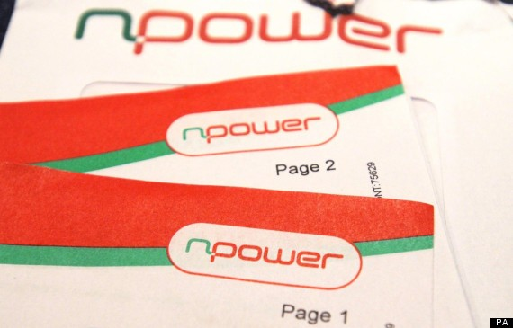 Npower's chief executive Paul Massara dubbed his rival at Centrica's pledge to forgo his bonus as a