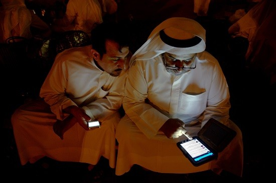 Social media users jailed in Kuwait and UAE PIC: Reuters