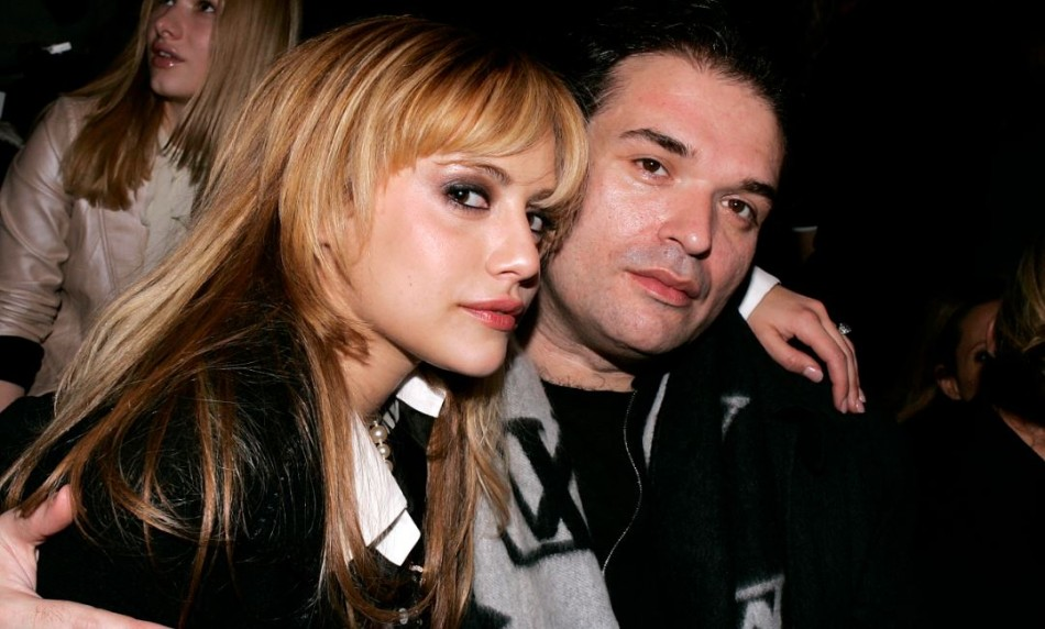 Actress Brittany Murphy and her husband Simon Monjack  (Reuters)