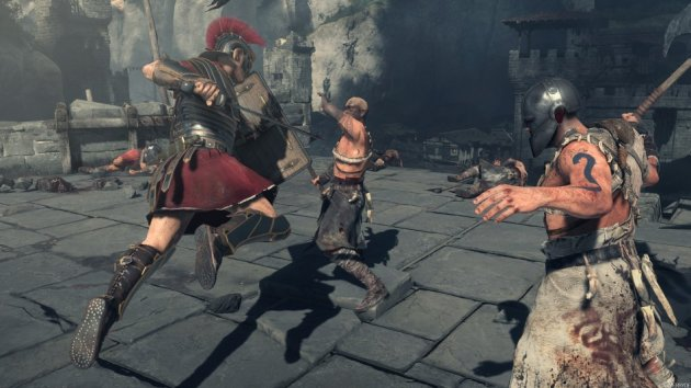 Xbox One: Ryse Son of Rome