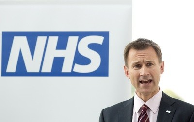 Jeremy Hunt has responded to NHS scandals