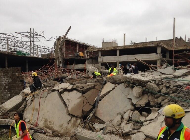 Shopping Mall Collapses