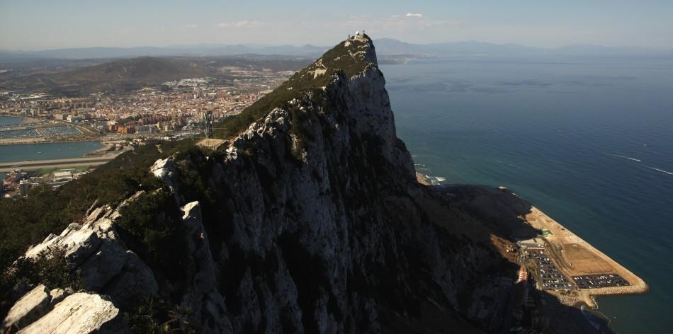 Gibraltar spain britain