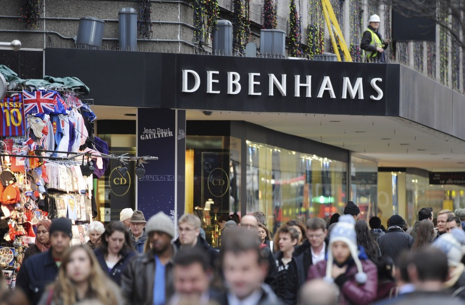 Debenhams Sells Millions of Shares to Sports Direct