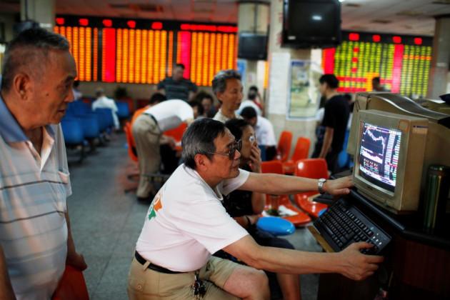 Asian markets outside China trade lower on 20 November