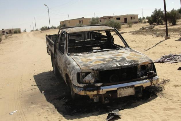 Sinai bomb