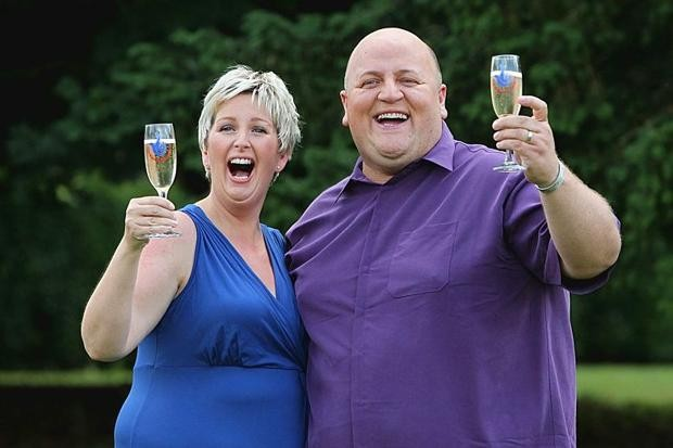 Lotto Couple Divorce