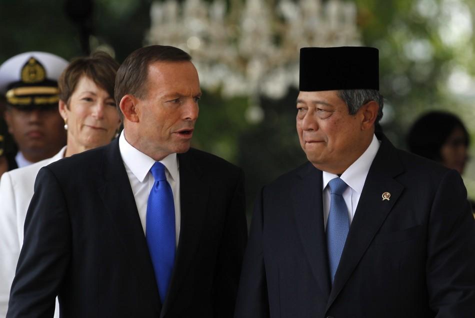 Yudhoyono Abbott