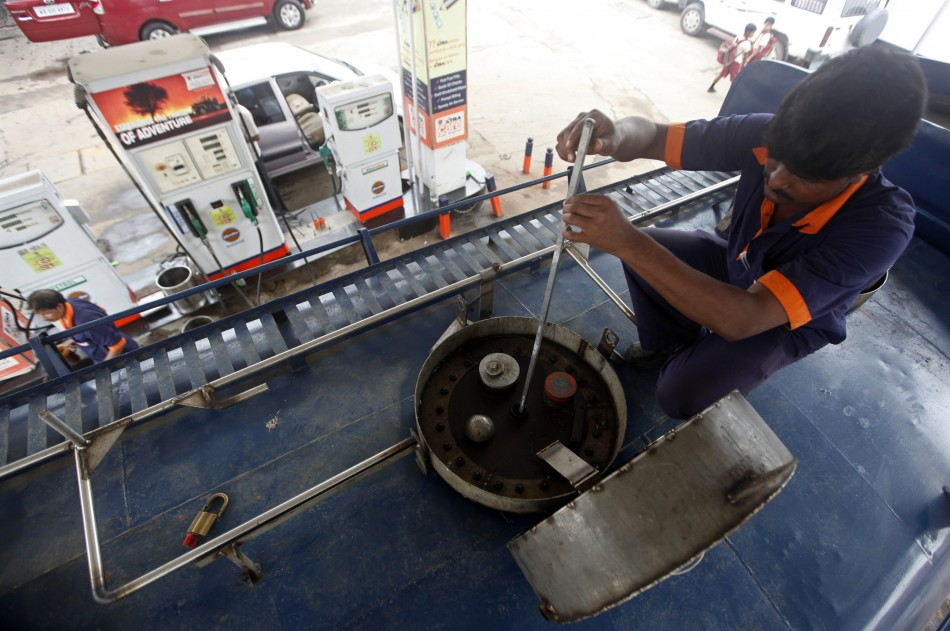 India fuel pump