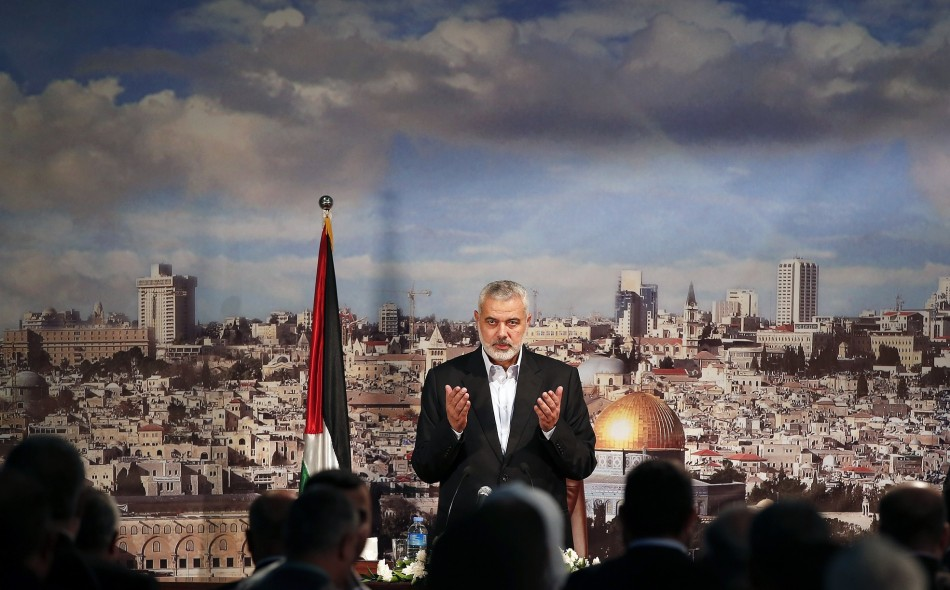 Hamas Prime Minister Ismail Haniyeh's granddaughter treated in Israeli hospital