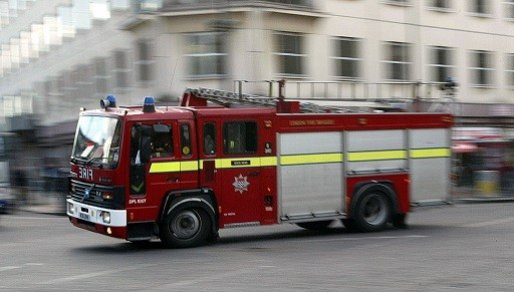 The fire service were called at around 5am following reports of a serious house fire on Williamthorpe Road, North Wingfield (Reuters)