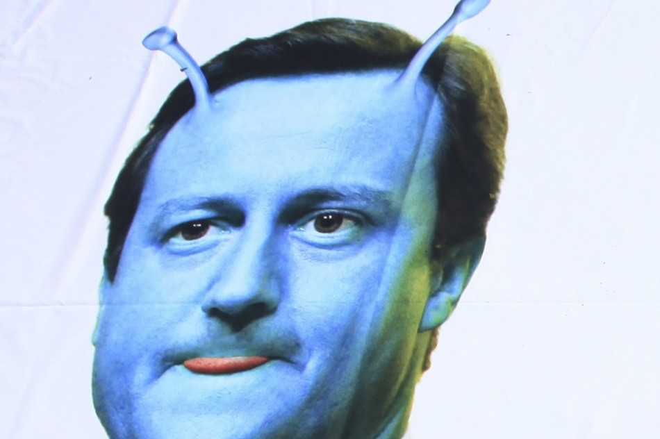 Alien Tories have an image problem
