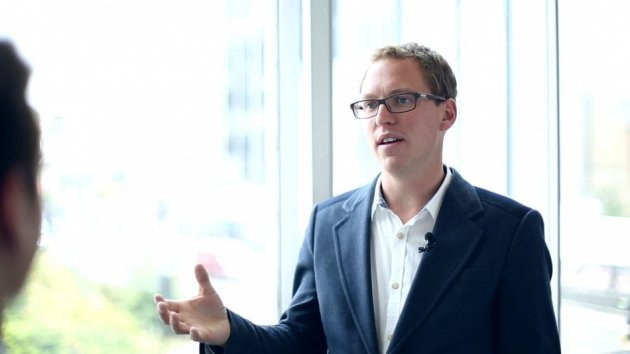 Huddle CEO Alastair Mitchell