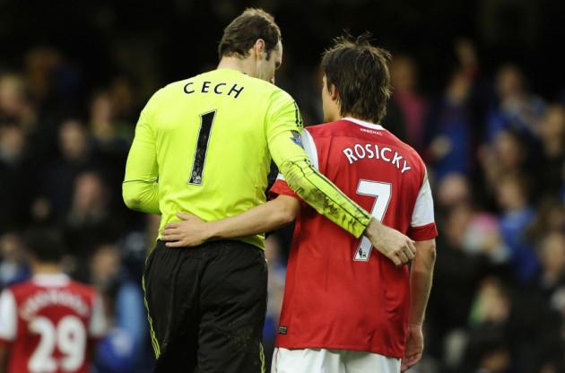 Cech and Rosicky