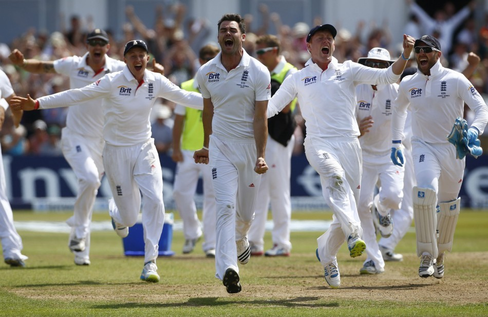 Ashes 2013