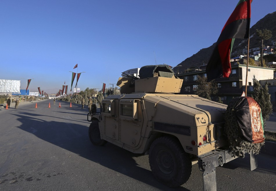 Afghanistan, US reach security deal