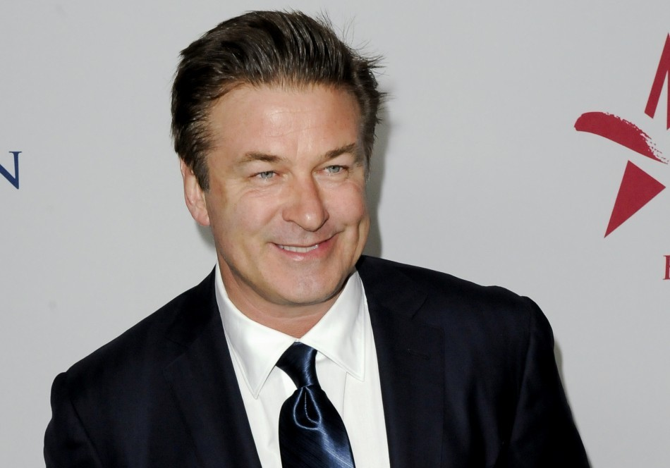 Alec Baldwin jokingly declared his love for another man