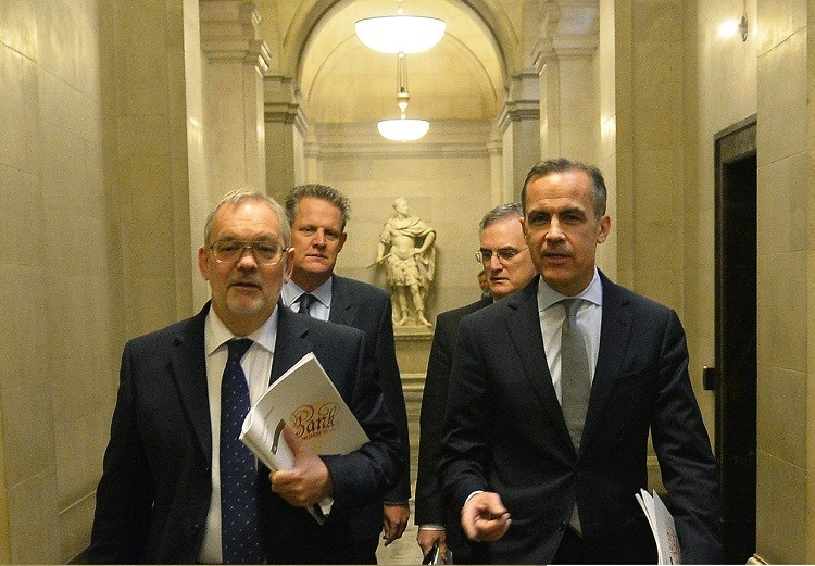 Bank of England Charlie Bean