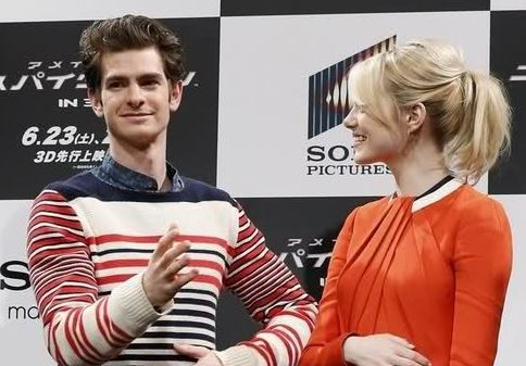 Spider-Man co-stars Emma Stone and Andrew Garfield are reportedly planning to tie the knot.(Reuters)