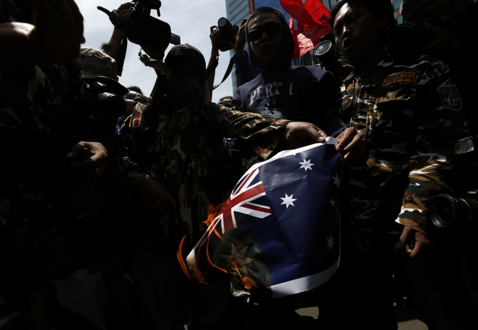 Indonesia australia spy row