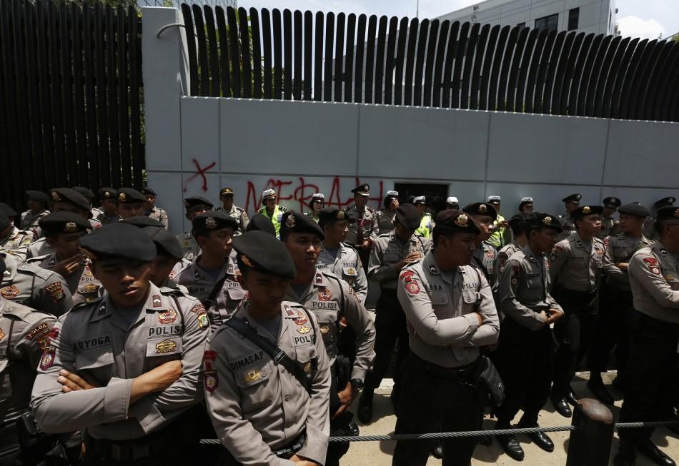 Australian embassy indonesia