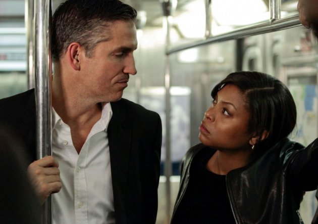 Beloved characters John Reese and Joss Carter in Person of Interest