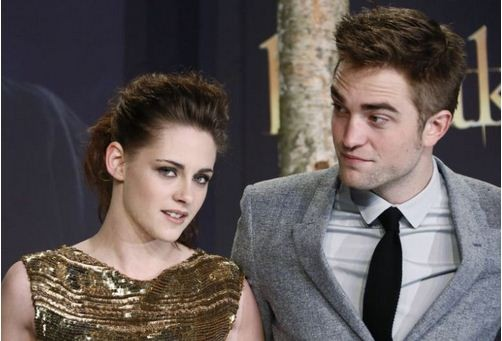 Robert Pattinson-Kristen Stewart-Dylan Penn Love Saga: Stewart Wants Pattinson to Go Public/Reuters