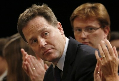 Nick Clegg and Danny Alexander