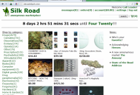 Silk Road website
